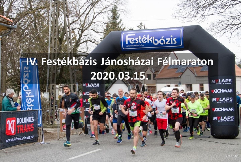 IV. Festékbázis Jánosházai Félmaraton