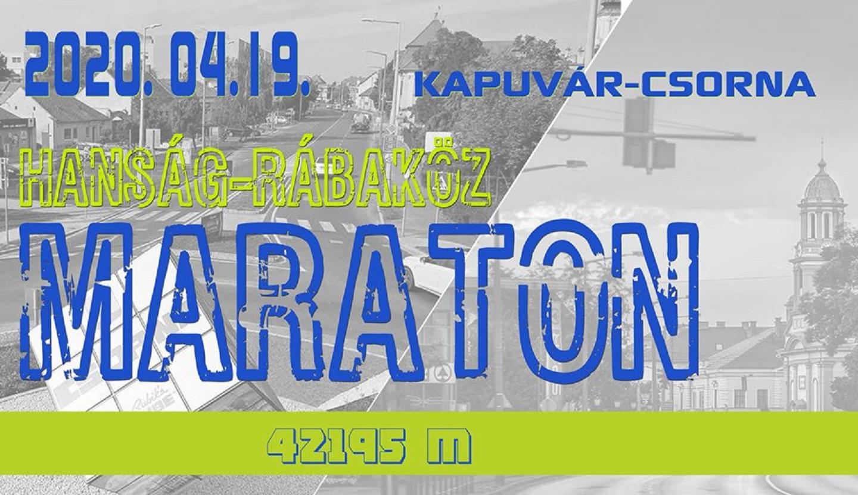 Hanság-Rábaköz Maraton 2020