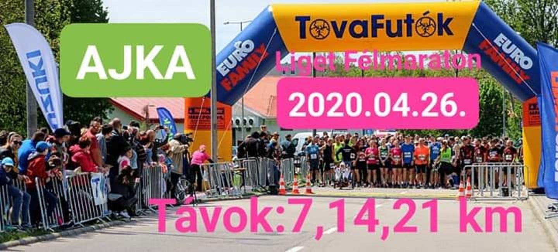 TovaFutók Liget Félmaraton!