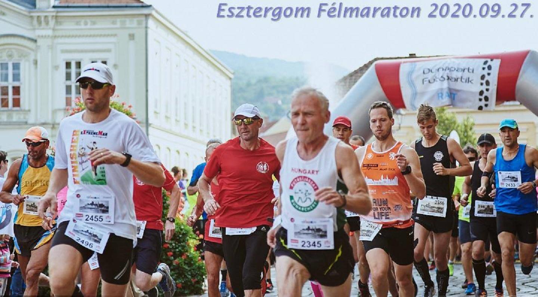 Esztergom Félmaraton 2020