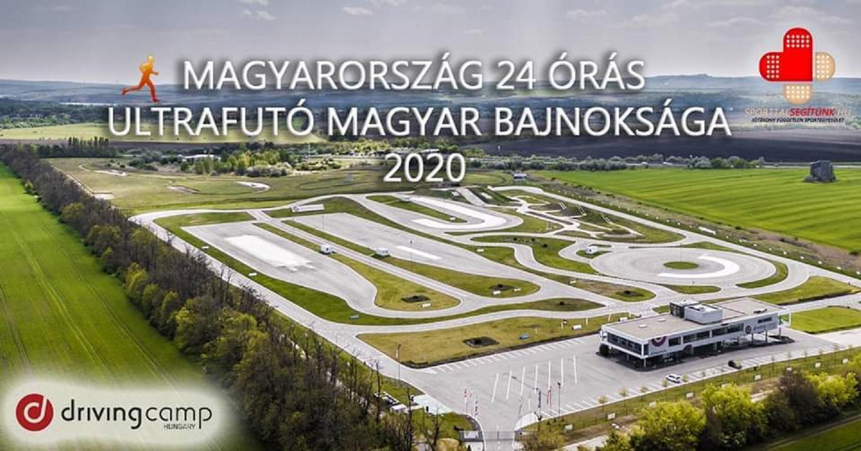 Magyarország 24 órás Ultrafutó Magyar Bajnoksága 2020
