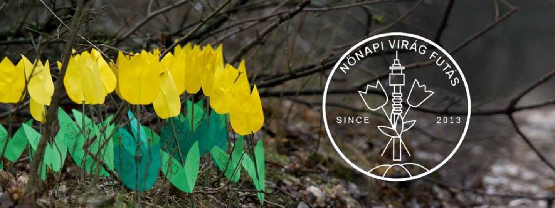 VIII. Nőnapi Virág Futás - 2020