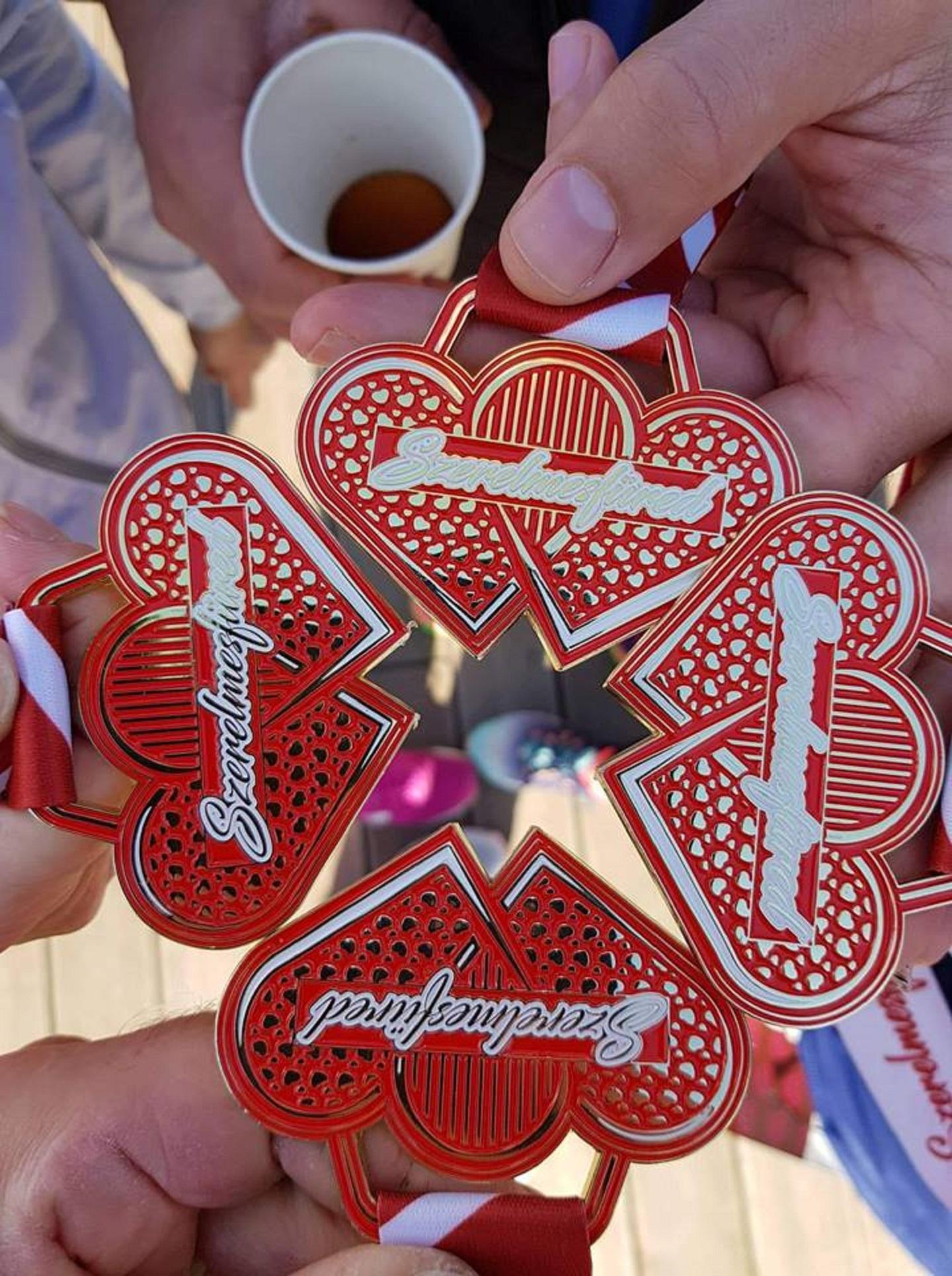Szerelmes Füred futóverseny