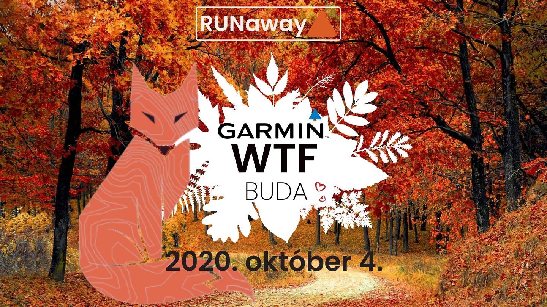 Garmin WTF BUDA 2020