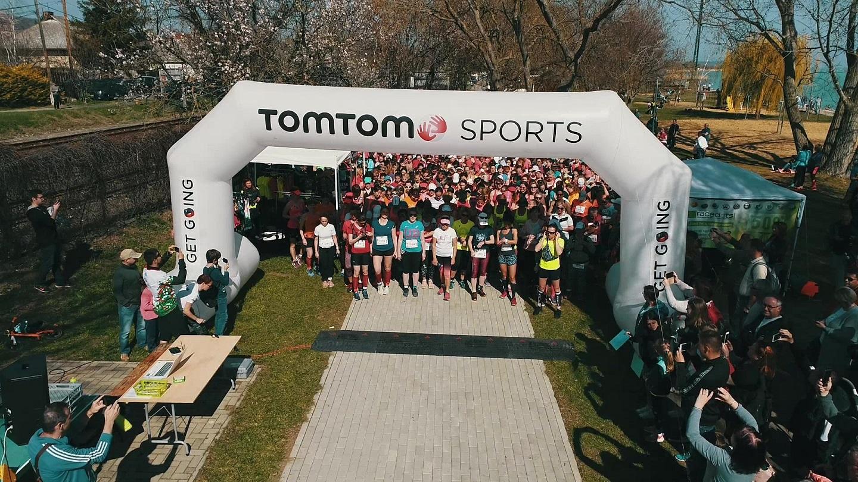 II. Tavaszi Tókerülő Full motion a Vital Clubbal run, bike day