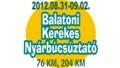 Balatoni Kerekes Nyárbúcsúztató Fesztivál 2012   www.mozgasvilag.hu