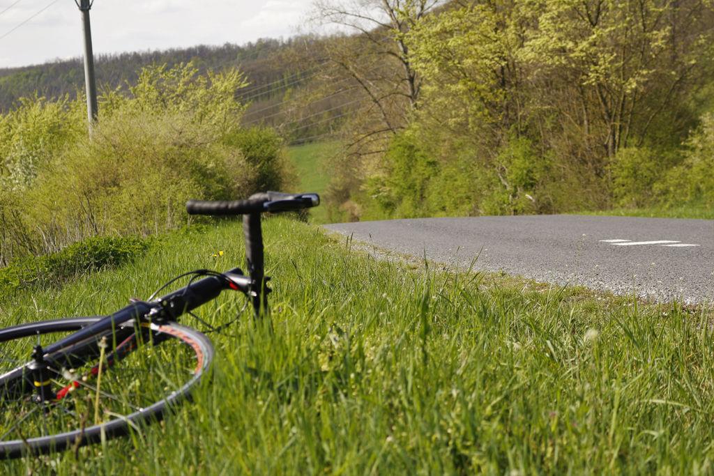 Országúti kerékpáros útvonal