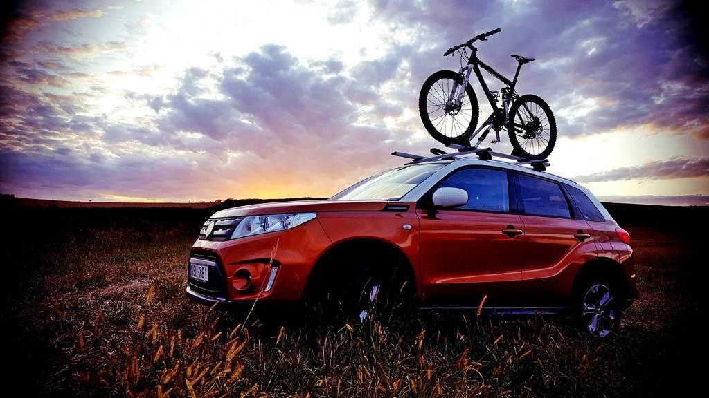A Suzuki Vitara terepviszonyok között Forrás: www.mozgasvilag.hu