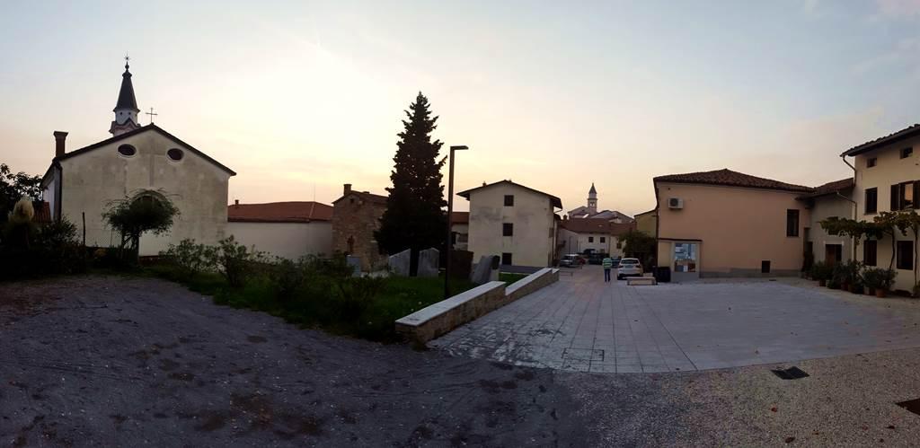 Vipavski Križ - a középkori város Forrás: www.mozgasvilag.hu