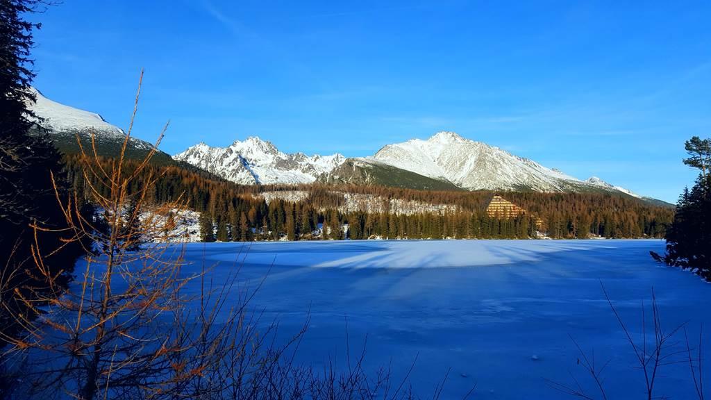 A Csorba-tó és a Szoliszkó látványa Forrás: www.mozgasvilag.hu