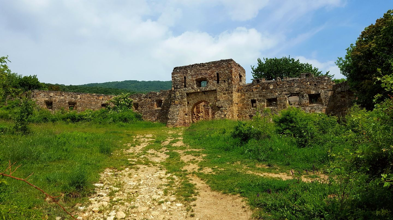 Az Egri-vár másolata Forrás: Mozgásvilág.hu