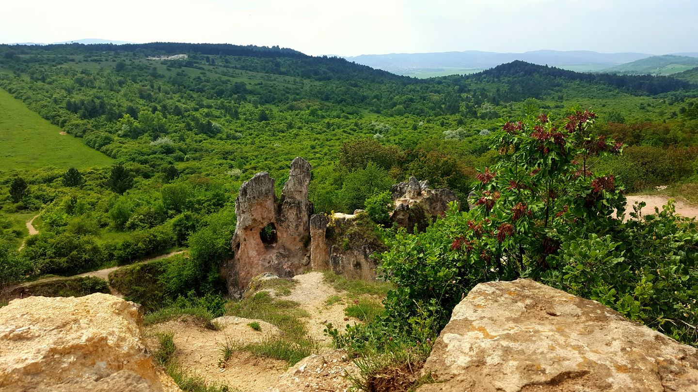 Teve-szikla Forrás: Mozgásvilág.hu