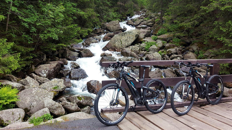 Haibike e-bike-ok Forrás: Mozgásvilág