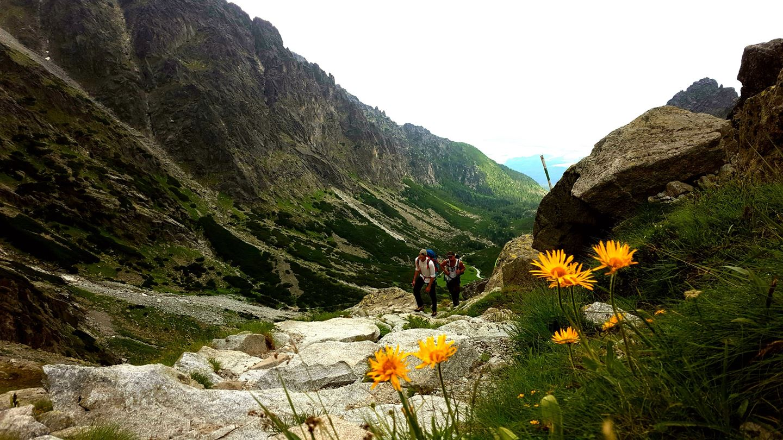 A Kis-Tarpataki-völgy Forrás: Mozgásvilág.hu