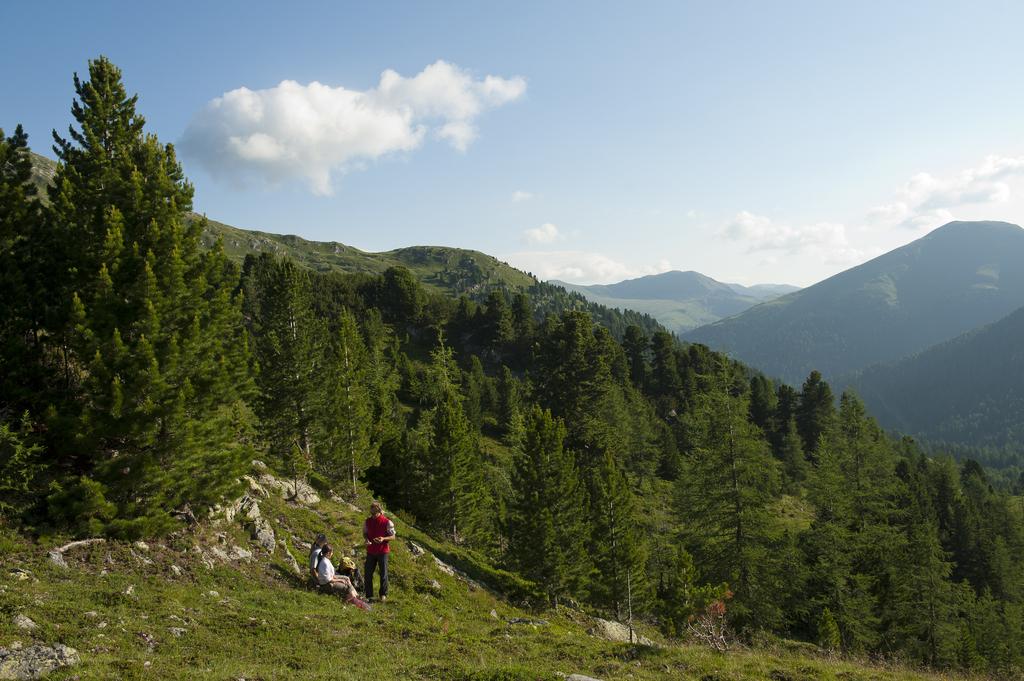 Alpe-Adria Trail Forrás: (c) Kärnten Werbung, Fotó: Franz Gerdl