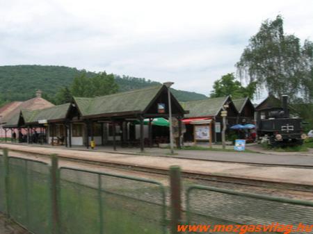 Kismaros - Kisvasút végállomás
