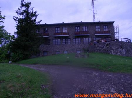 Hideghegyi túristaház