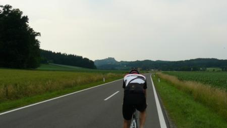 Szentgotthárd kerékpártúra
