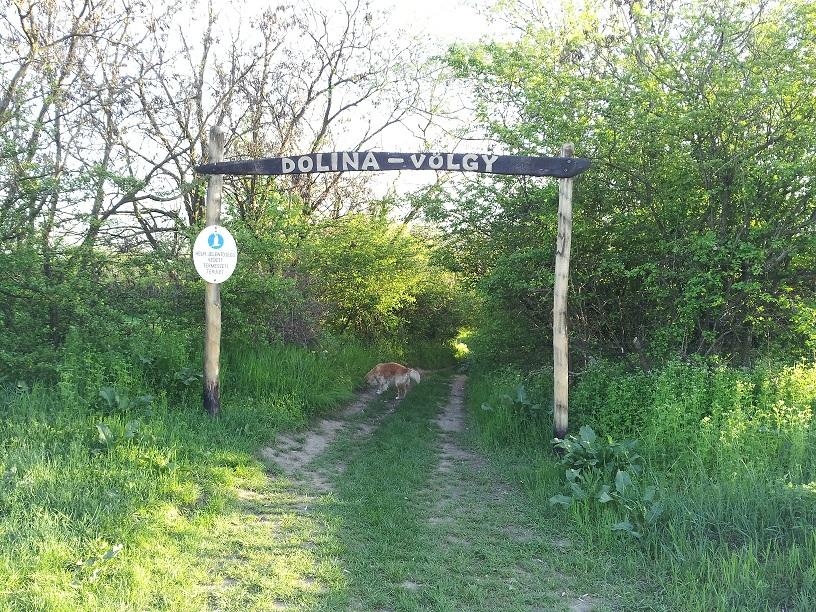 A völgy bejárata