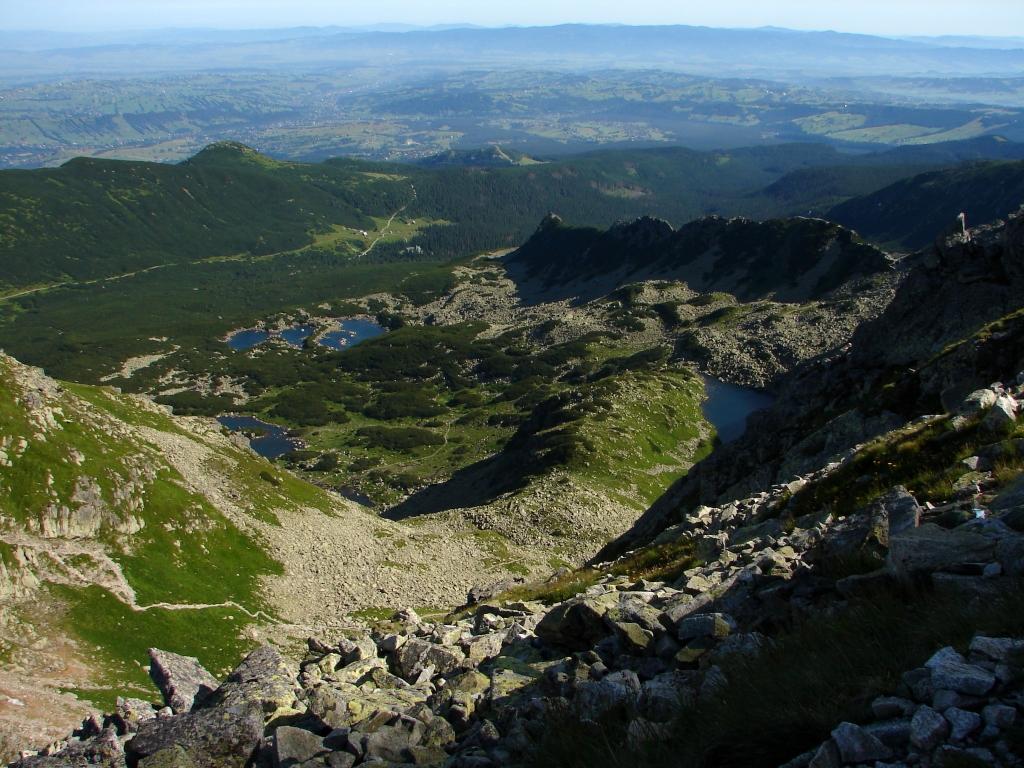 A Gáspár-csúcsról a Svinicán keresztül a Zawrat-hágóba ForrĂĄs: Nagy Árpád
