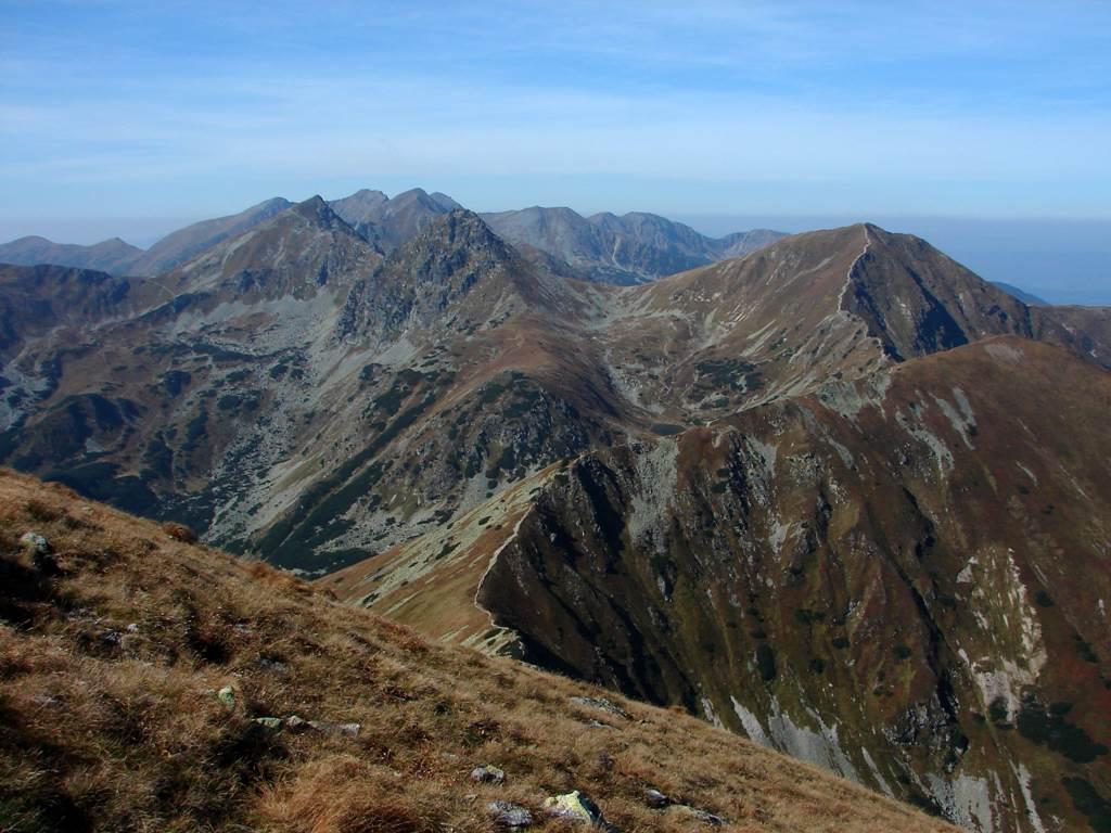 A Jamniki-völgyből a Vastag-hegyre Forrás: Nagy Árpád