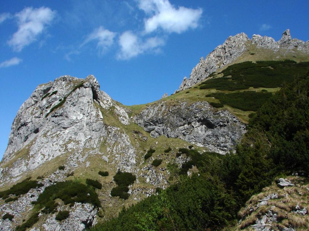 A Kis-réti-völgyből a Konrád-nyergen át a Konrád-púpra ForrĂĄs: Nagy Árpád