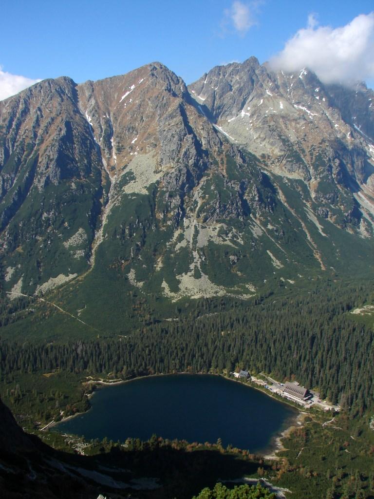 A Poprádi-tótól a Felkai-völgyön át Tátraszéplakra Forrás: Nagy Árpád