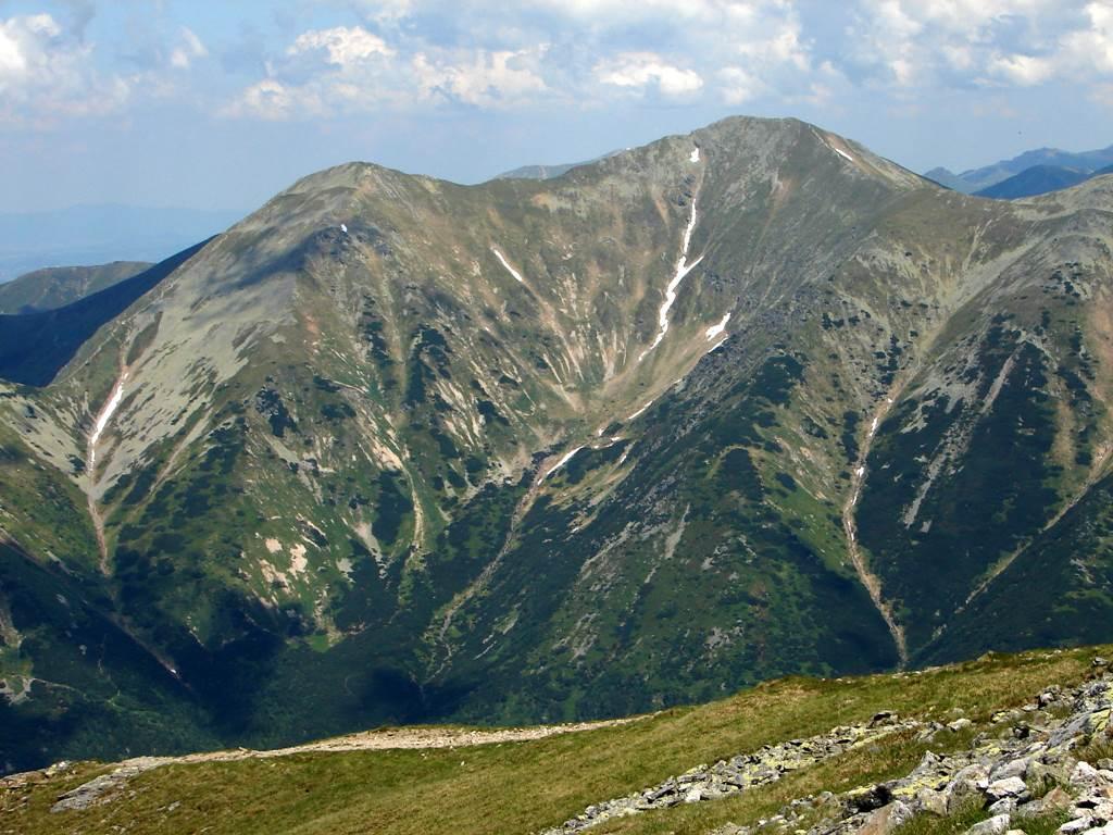 A Racskó-völgyből a Baranyecre Forrás: Nagy Árpád