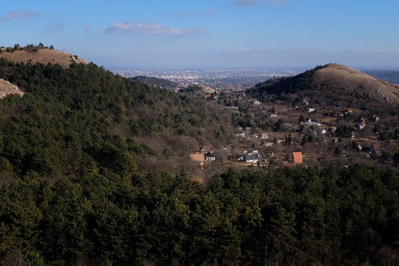 Budaörs, Csíki-hegyek túra Forrás: VT Gergő