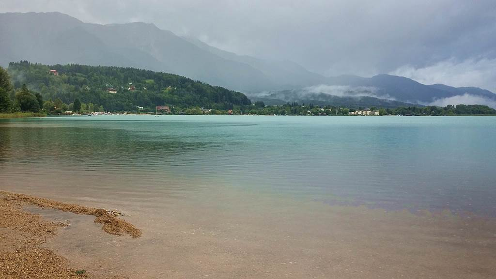 Faaki-tó Forrás: www.mozgasvilag.hu