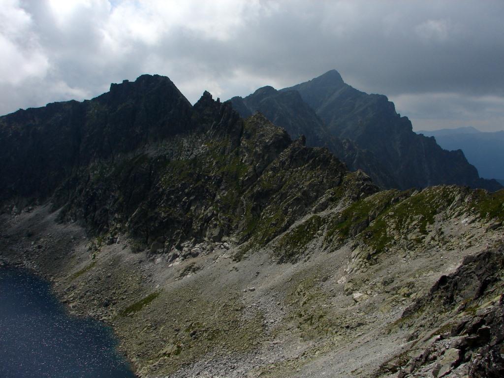 Csorbai-tótól a Furkota-völgyön át a Lorenz-hágóra ForrĂĄs: Nagy Árpád