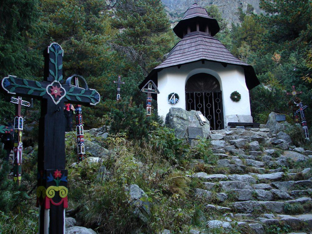Csorbai-tótól a Poprádi-tóhoz a ForrĂĄs: Nagy Árpád