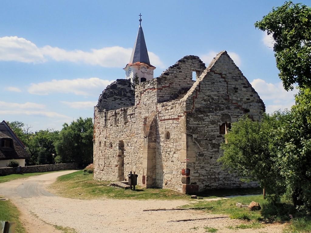 Szent Péter templomrom Forrás: Nyáry Tamás