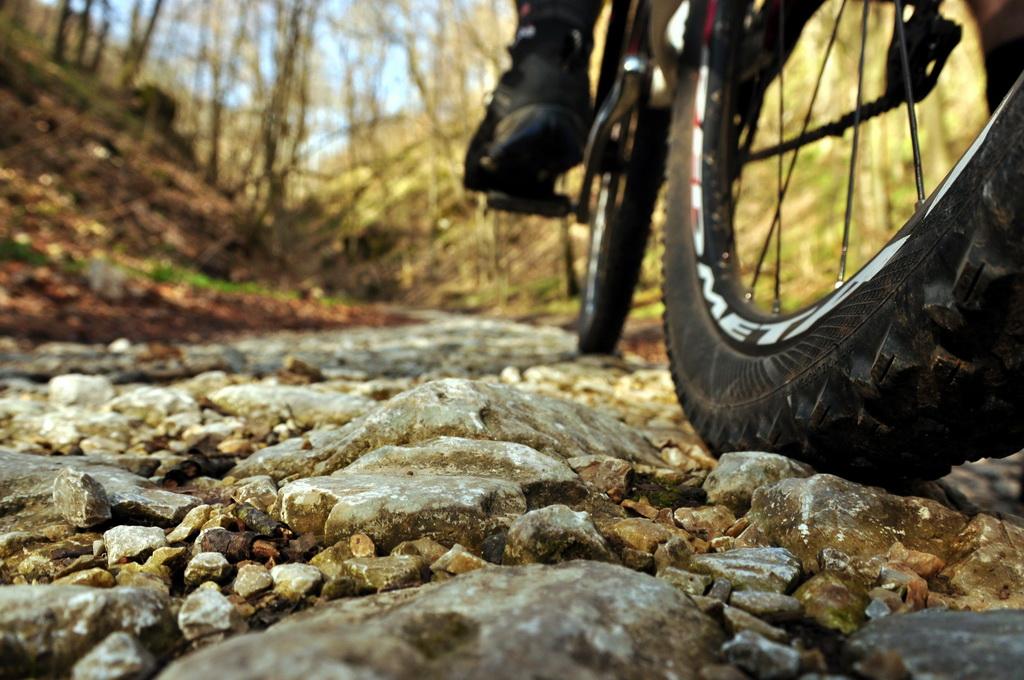 Mountainbike kerékpártúra