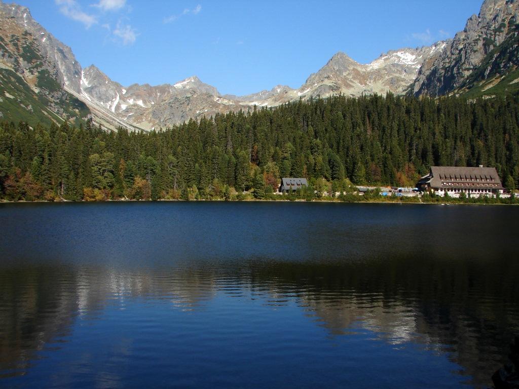Felsőhágiból a Batizfalvi-tó mellett a Csorbai-tóhoz ForrĂĄs: Nagy Árpád