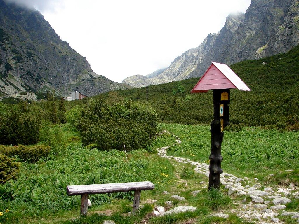 Felsőhágiból a Batizfalvi-tó és a Felkai-tó mellett Tátraszéplakra ForrĂĄs: Nagy Árpád