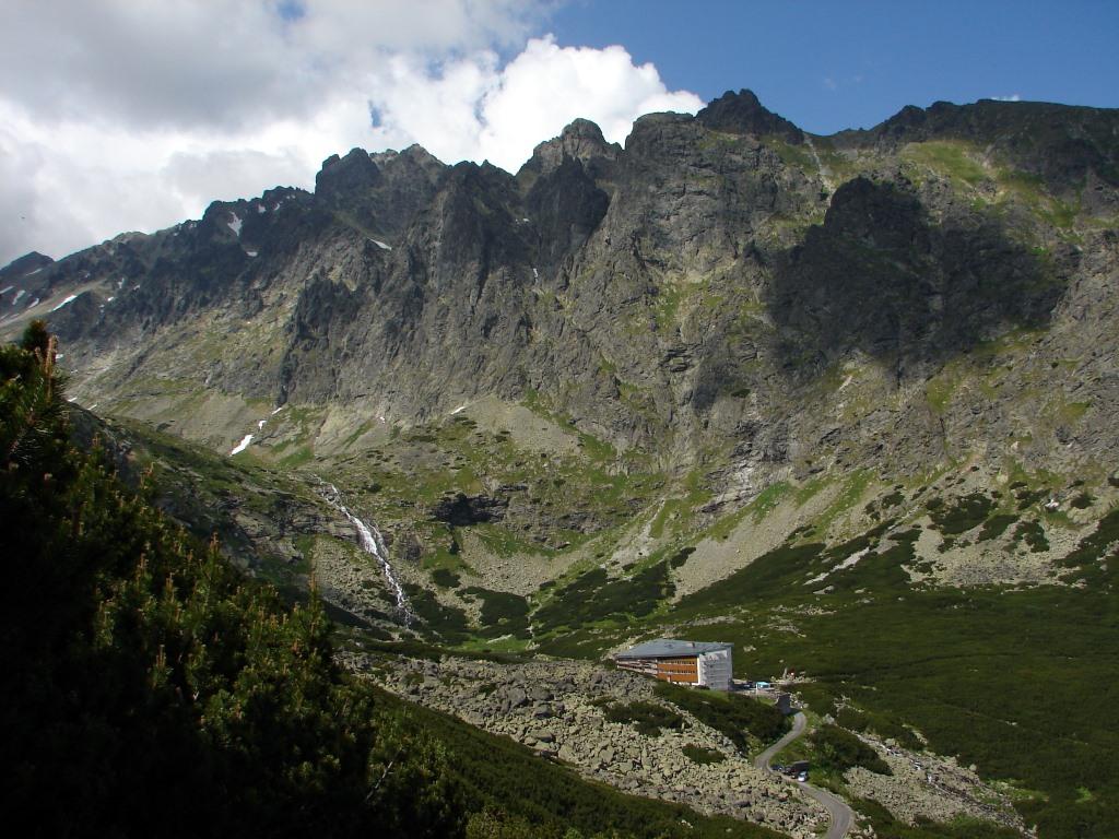 Felső turistaút, avagy a Magisztrále Podbanszkótól Zárig ForrĂĄs: Nagy Árpád