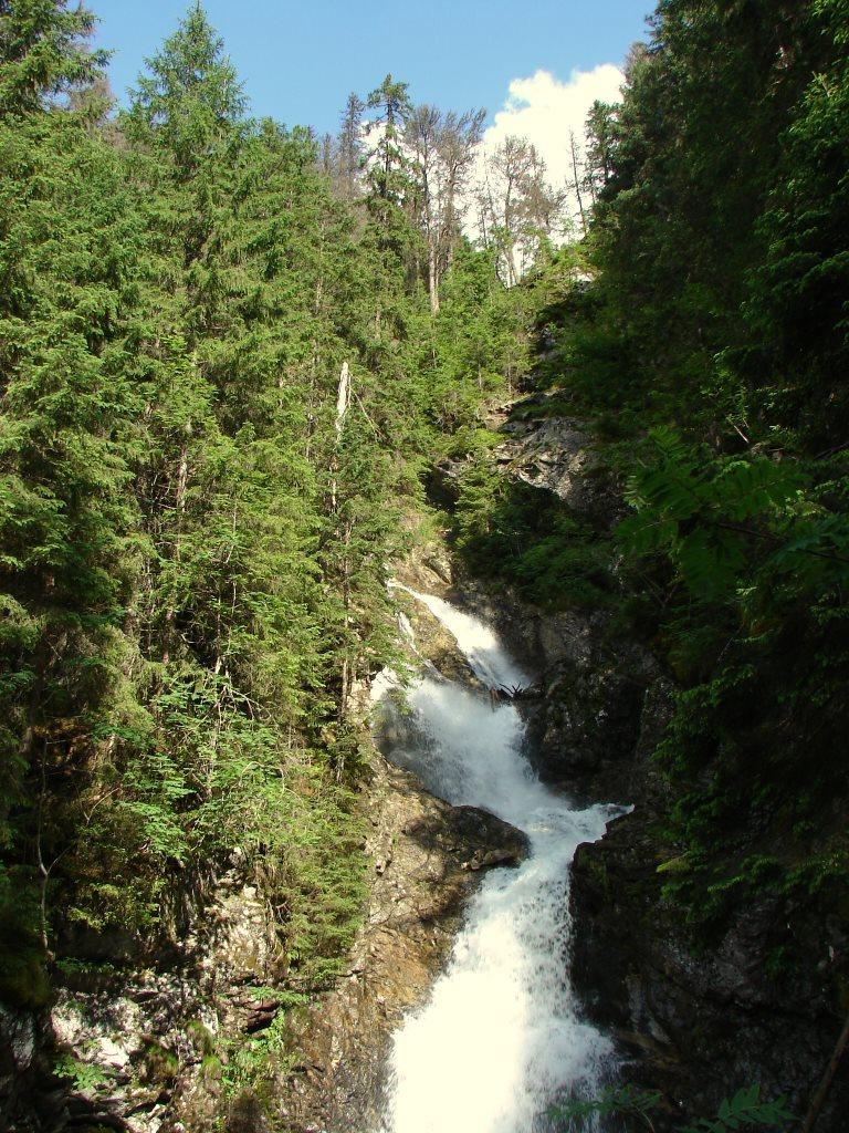 A Három-forrástól a Kapor-völgyön és a Felső-Kapor-hágón át a Kapor-csúcsra Forrás: Nagy Árpád
