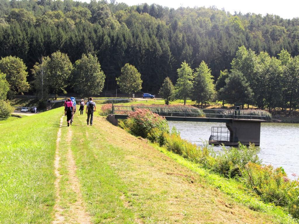 Hársas-tó tanösvény Forrás: Nyáry Tamás