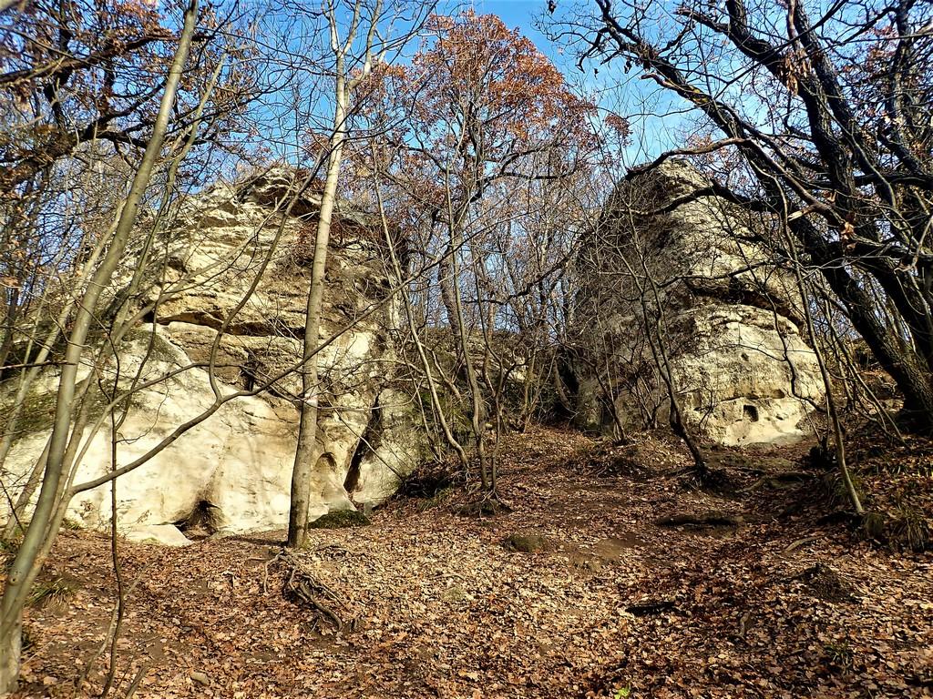 A Hármas szikla Forrás: Nyáry Tamás