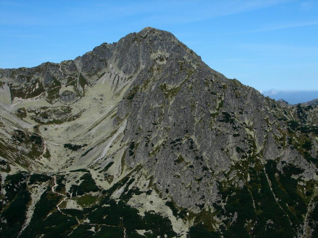 Kő-pataki-tótól a Nagy-Morgás-hágón keresztül Tátralomnicra ForrĂĄs: Nagy Árpád