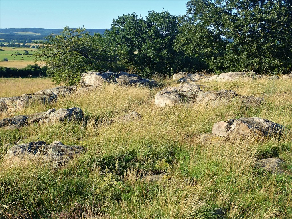 Kővágóörsi kőtenger Forrás: Nyáry Tamás
