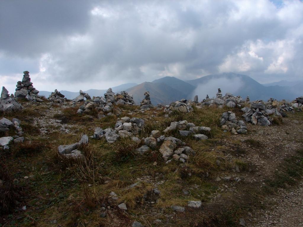 Kuźnicéból a Konrád-púpon át a Sötét-hegyre ForrĂĄs: Nagy Árpád
