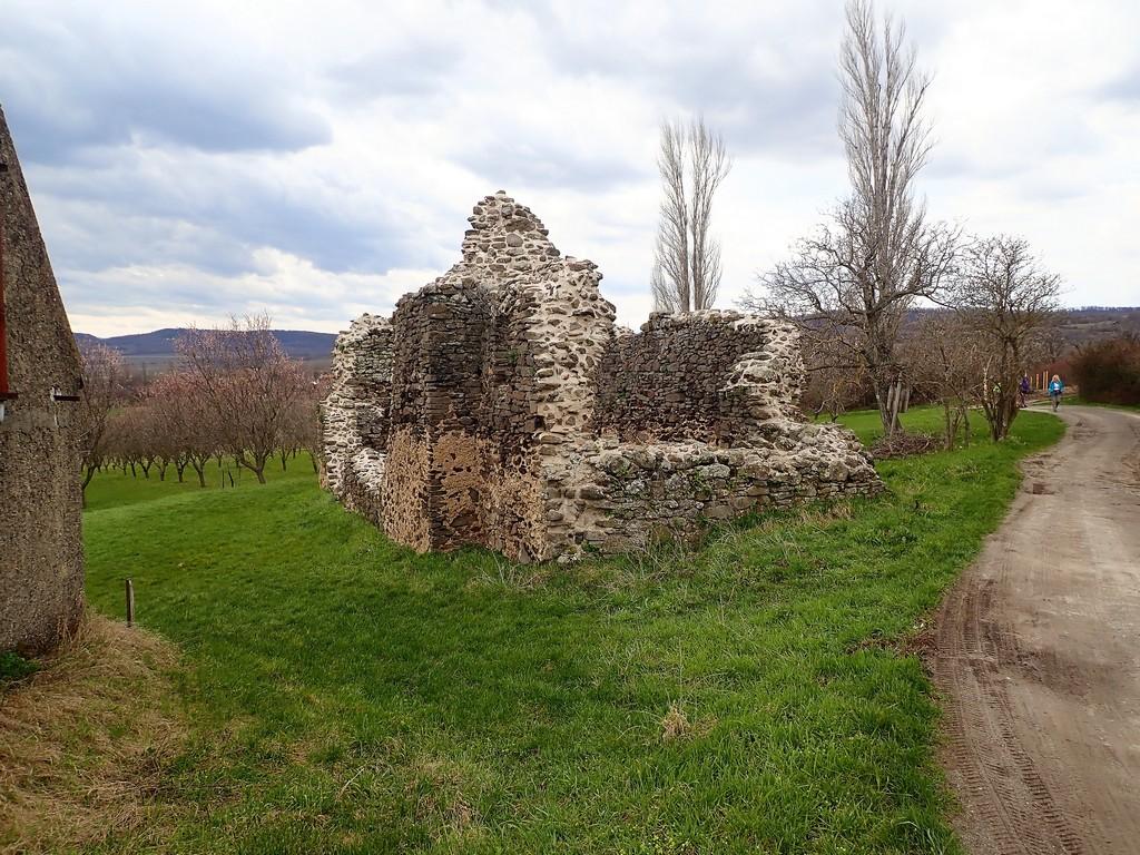 Töttöskálli templomrom Forrás: Nyáry Tamás