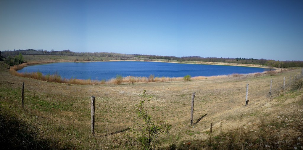 A Dobai tó Forrás: Nyáry Tamás