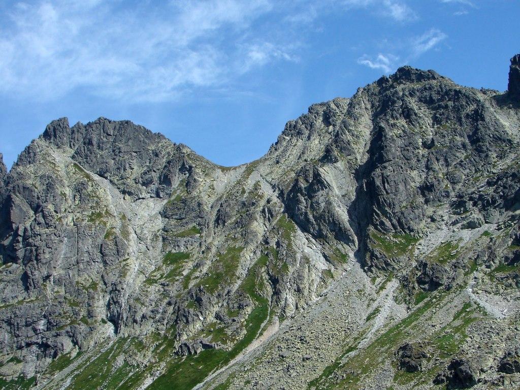 Poprádi-tótól a Felső-Kapor-hágón át a Kapor-csúcsra ForrĂĄs: Nagy Árpád