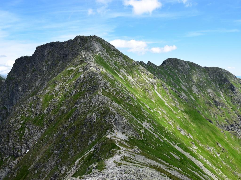 Rohácsi-völgyből a Szomorú-hágón át a Bánya-hegyre ForrĂĄs: Nagy Árpád