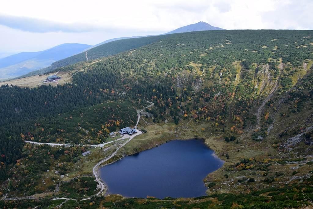 Túra az Óriás-hegységben, a Śnieżka-ra Forrás: Nagy Árpád