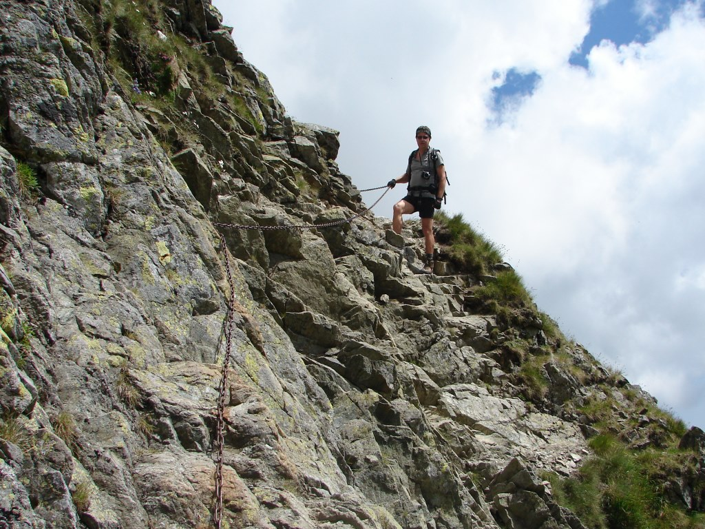 Zsári-völgyből a Bánya-hegyen át a Szomorú-hágóba ForrĂĄs: Nagy Árpád