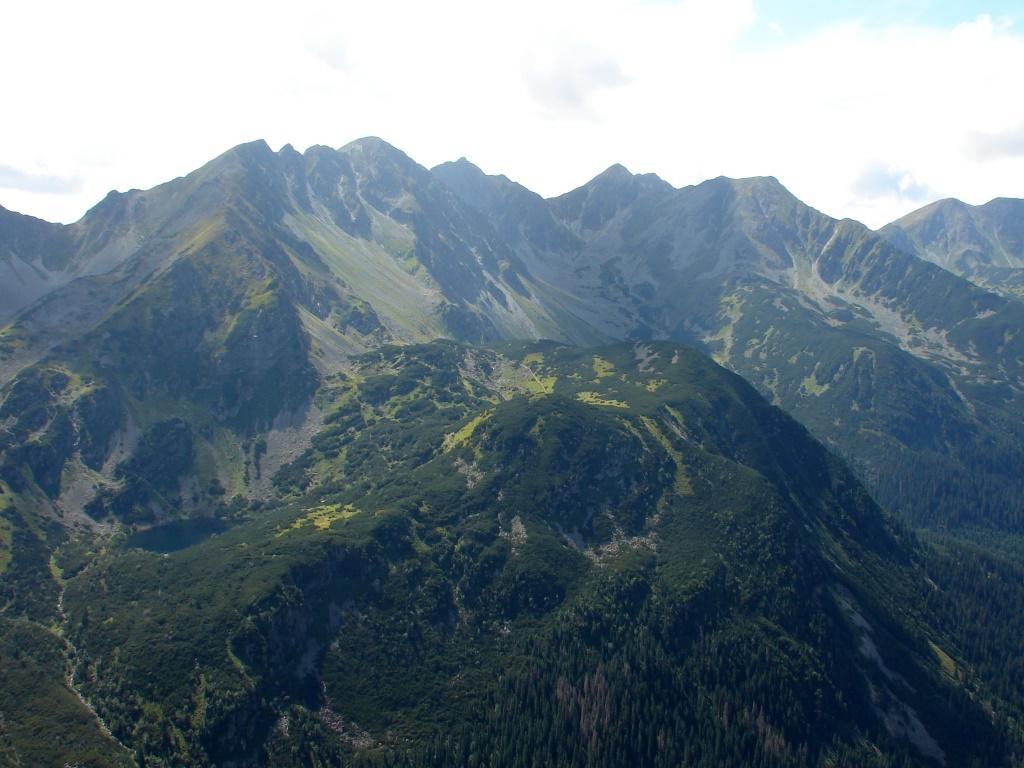 Zverovka menedékháztól a Rét-hegyen át a Rákonyra ForrĂĄs: Nagy Árpád
